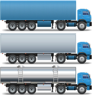 356x368 Blue Big Truck Vector Png Images, Backgrounds And Vectors For Free