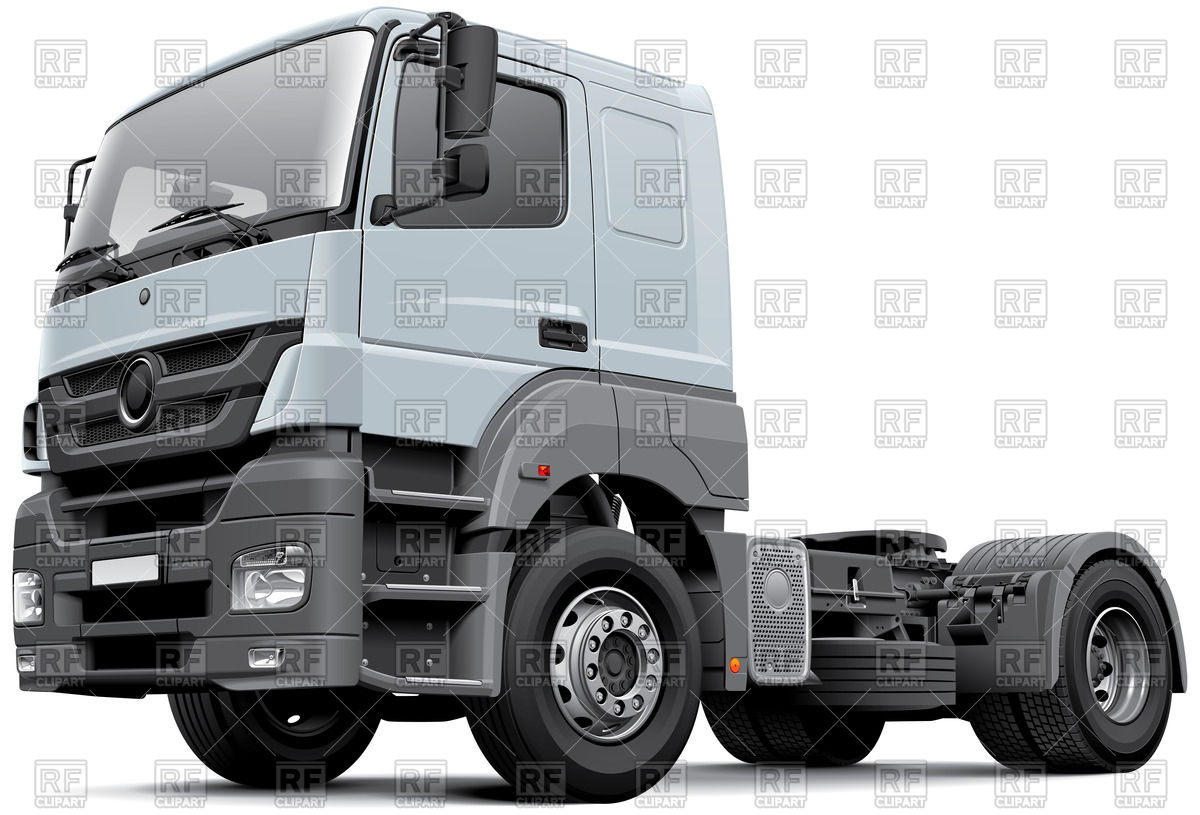 1200x815 European Commercial Freight Vehicle