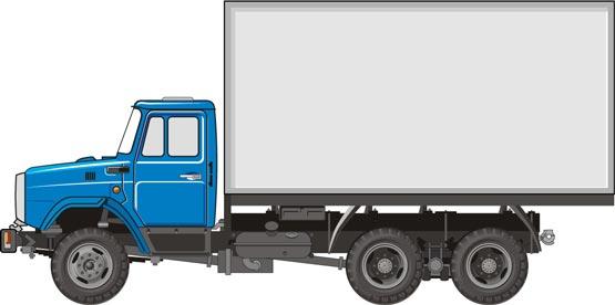 Truck Vector Png