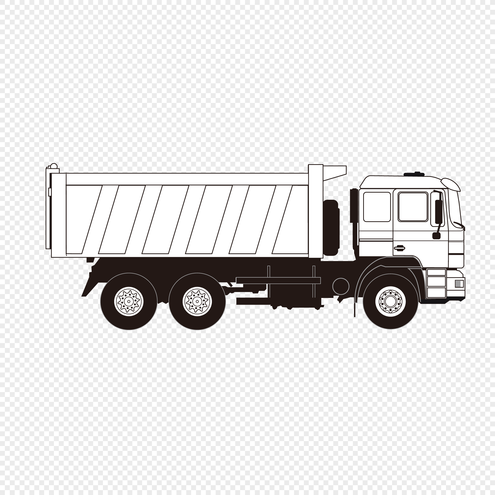 2020x2020 Crane Truck Vector Png Image Picture Free Download