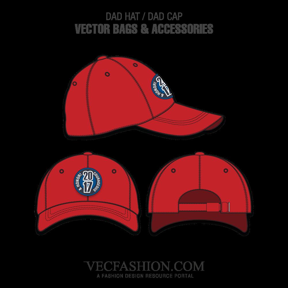Trucker Hat Vector