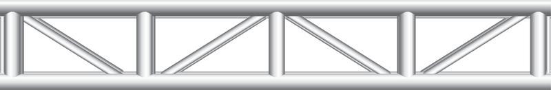 800x131 Aluminum Truss