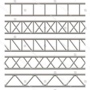 300x300 Creative Of Steel Truss Girder Vector Lazttweet