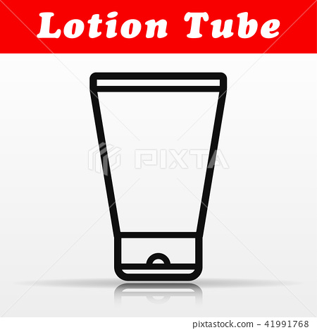 450x468 Cosmetic Tube Vector Icon Design