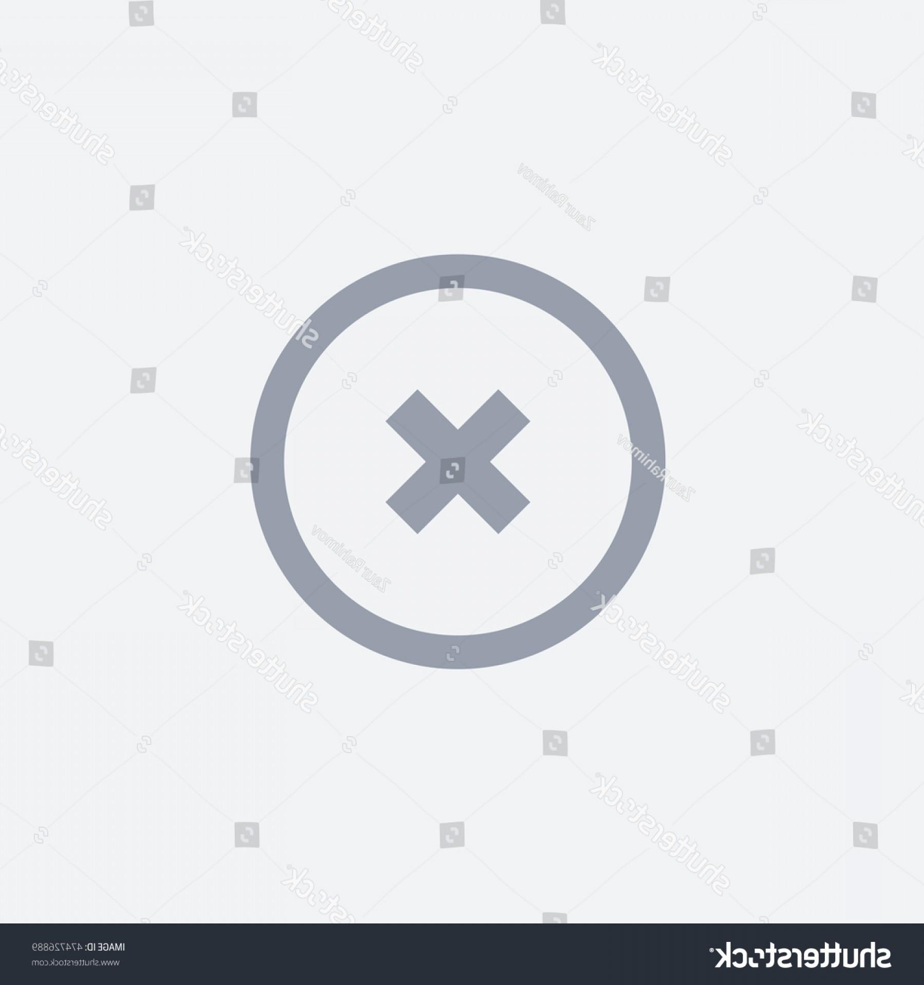 1800x1920 Tumblr Close Delete Icon Vector Button Shopatcloth