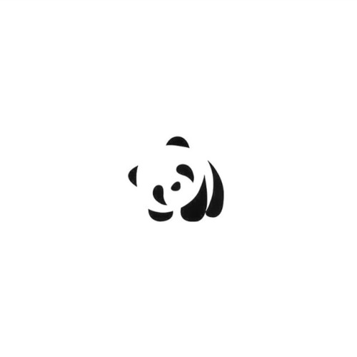 500x500 Panda Vector Tumblr