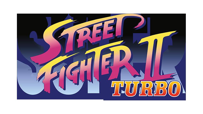 864x486 Super Street Fighter Ii Turbo Vector Logo (1994) By Imleerobson On