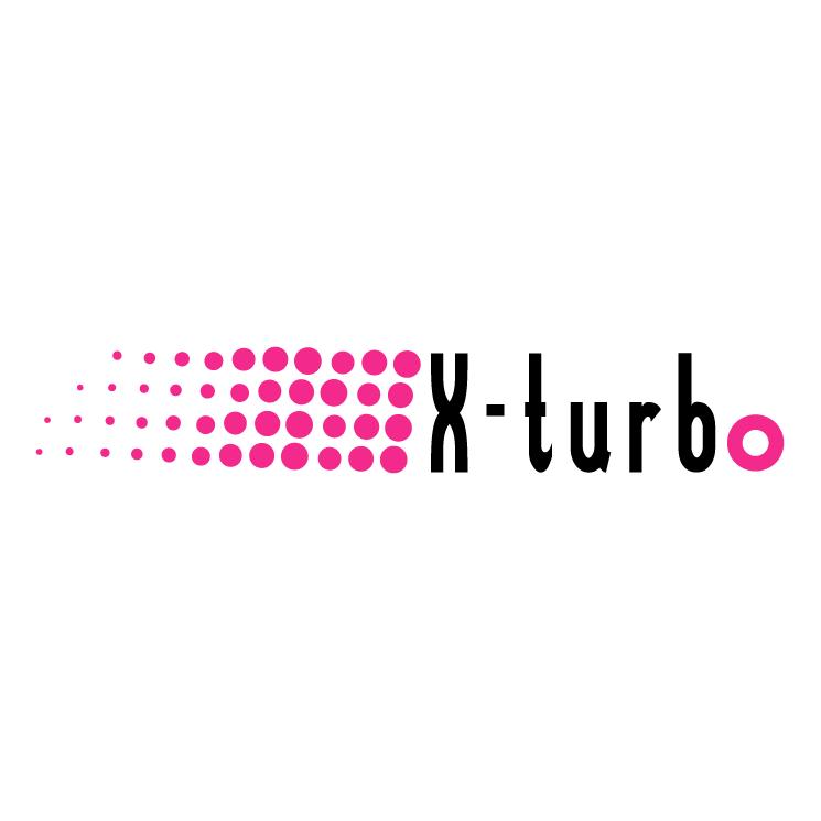 745x745 X Turbo Free Vector 4vector