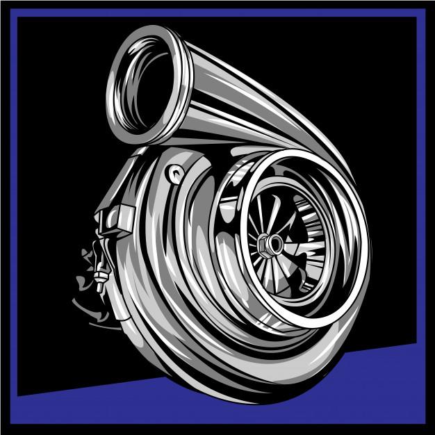626x626 Turbo Vector Premium Download
