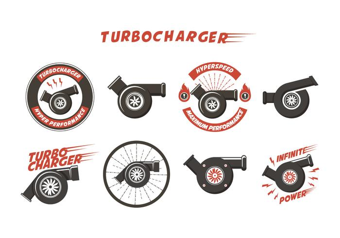 700x490 Free Turbocharger Vector