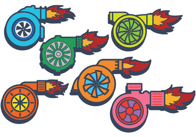 632x443 Turbocharger Vector Free Vector Download 407093 Cannypic