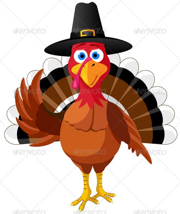 Turkey Vector Art