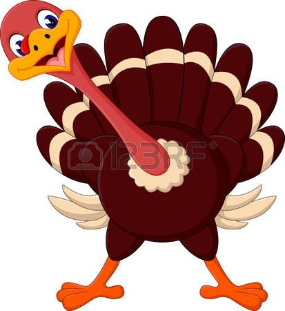 413x450 Turkey Vector Free (8 Images)