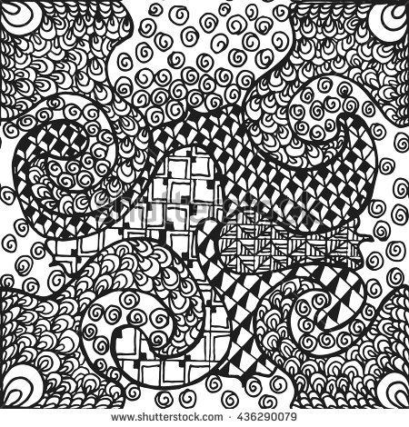 450x470 Drawn Pattern Ornate