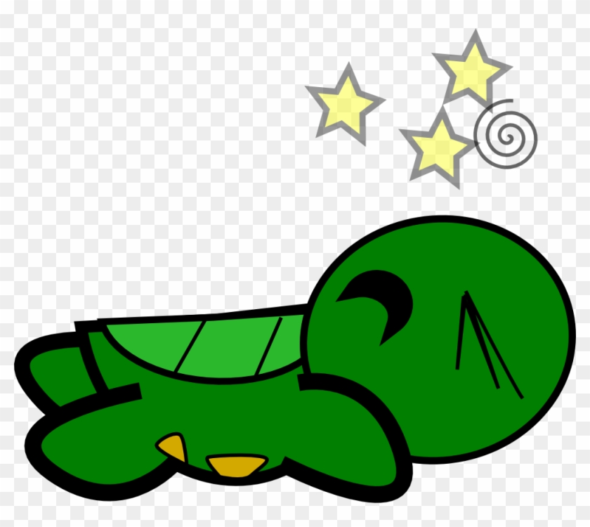 840x750 Turtle Stunned Free Vector