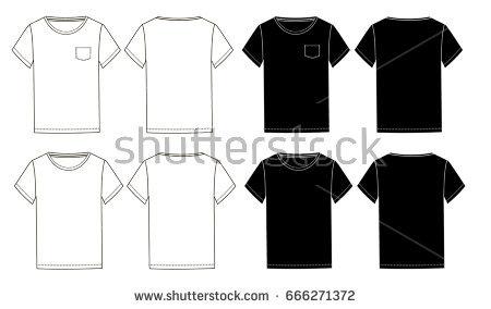 Tuxedo T Shirt Vector
