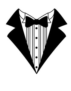 Tuxedo T Shirt Vector At Getdrawings Com Free For Personal Use