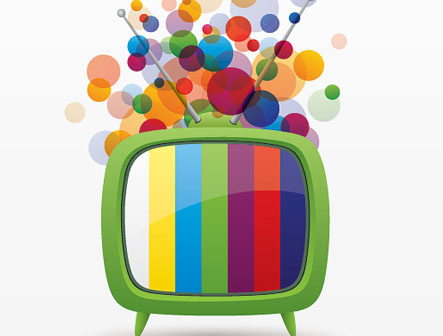 443x336 Tv Free Vector Download (470 Free Vector) For Commercial Use