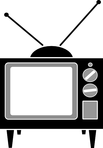 Tv Vector Png