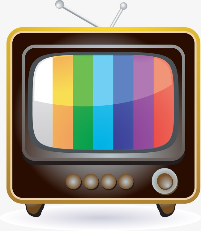 650x746 Retro Tv, Retro Vector, Tv Vector, Tv Png And Vector For Free Download