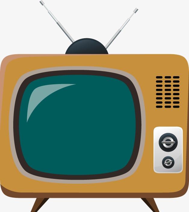 628x704 Cartoon Home Appliance Icon Tv, Cartoon Vector, Home Vector, Icon