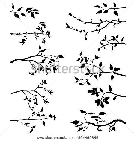 Twig Vector
