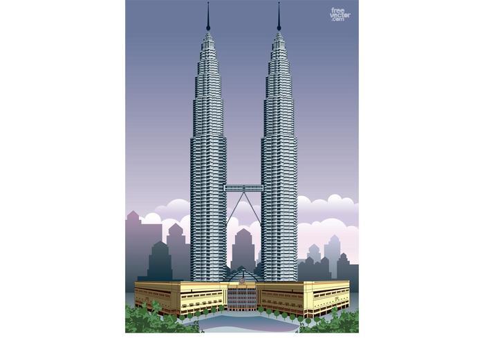 700x490 Petronas Towers