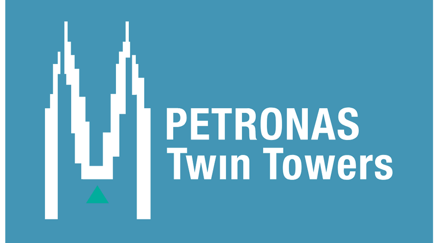 900x500 Petronas Twin Towers Logo Vector