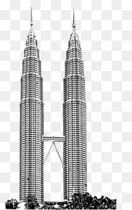 260x414 Twin Tower Png Images Vectors And Psd Files Free Download On