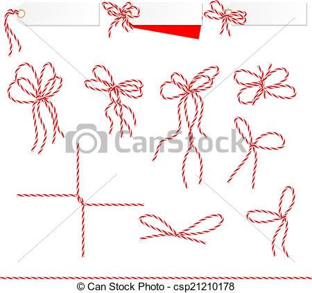 450x423 Ribbon Clipart Twine