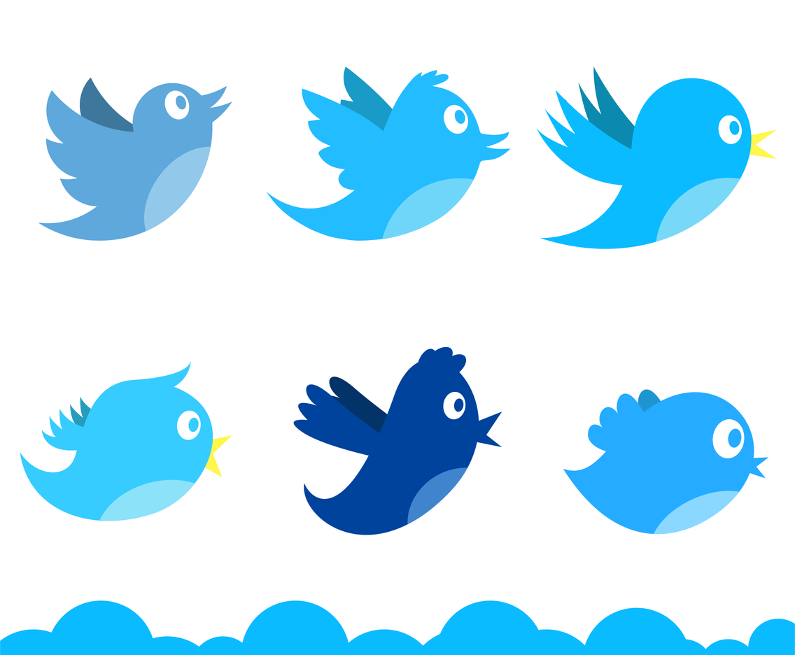 1136x936 Free Twitter Bird Vector Free Vectors Ui Download