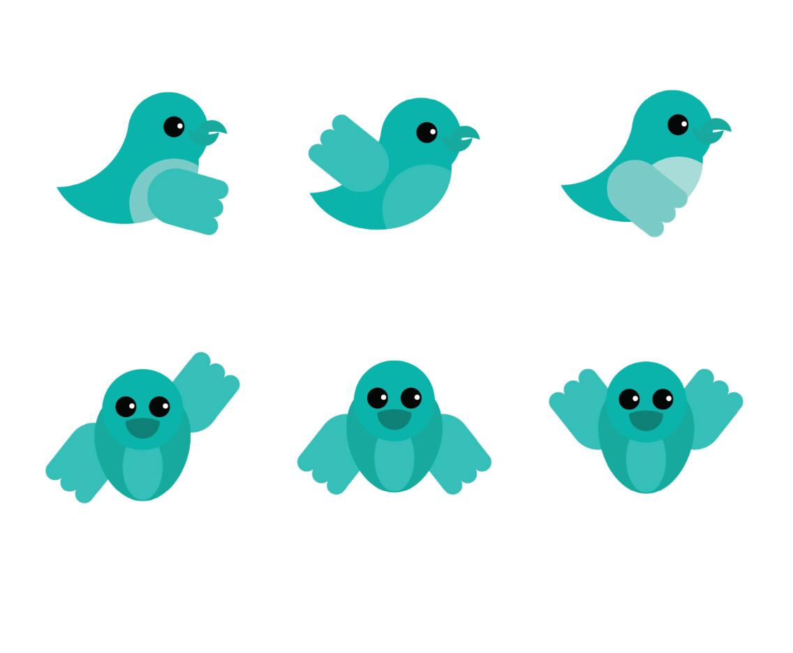 1136x936 Twitter Bird Vector Free Vectors Ui Download