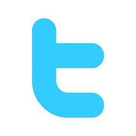 280x280 Twitter Vector Logo Download