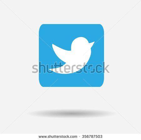 450x448 Blue Tweet Bird Vector Logo, Jpg, Jpeg, Eps.twitter Icon Button