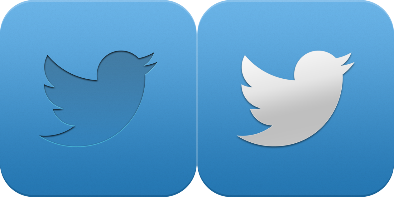Twitter Icon Vector