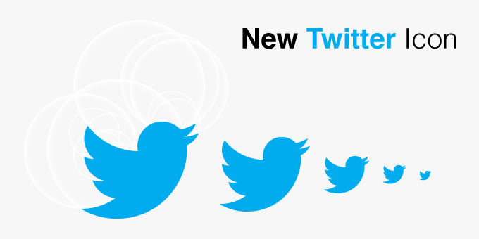 680x340 The New Twitter Icon In Vector Format