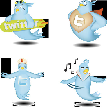 369x368 Twitter Icon Vector Free Vector Download (23,251 Free Vector) For