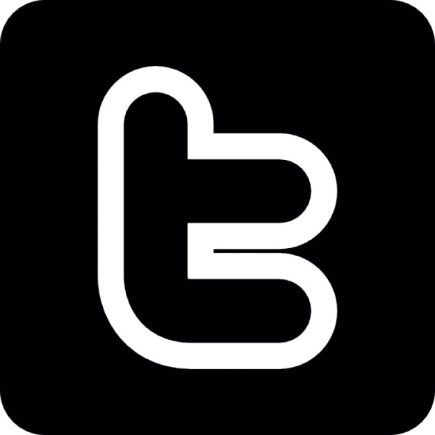 626x626 Free Twitter Icon Black 257867 Download Twitter Icon Black