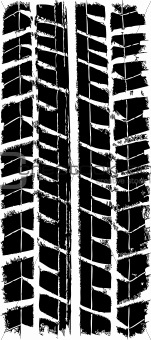 151x340 Image 3511226 Trace Of The Tyre, Vector From Crestock Stock Photos