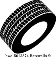 185x194 845 Trace Of The Tyre Vector Posters And Art Prints Barewalls