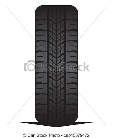 387x470 Car Tyre .