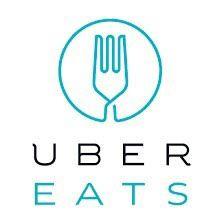 224x224 Logo Uber Eats Vector