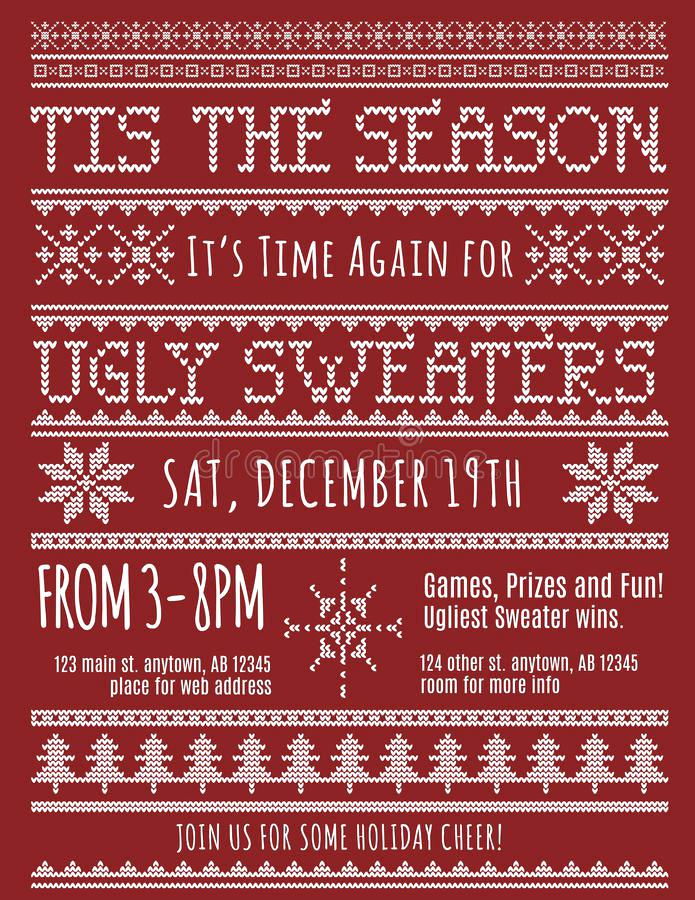 695x900 Ugly Christmas Sweater Design 1 Ugly Christmas Sweater Design