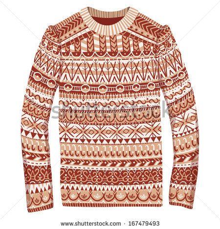 450x470 Christmas Sweater Vector Ugly Christmas Sweater Stock Photos