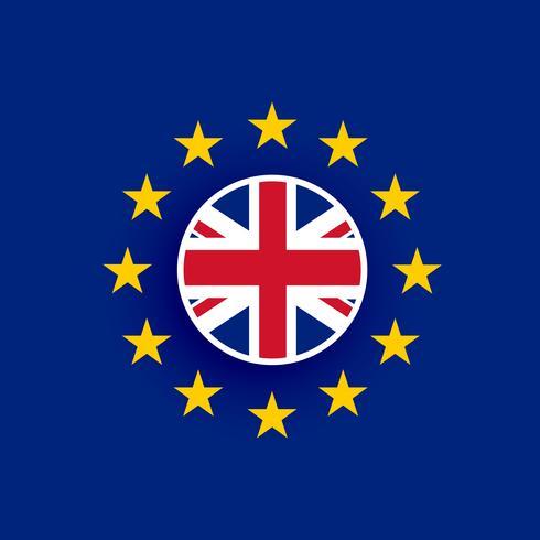 490x490 Uk Flag Inside European Union Flag