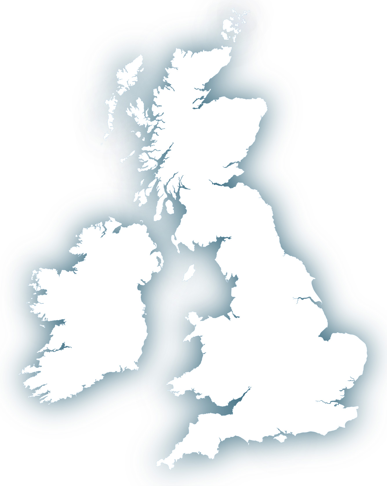 1335x1677 Outline Map Of Britain