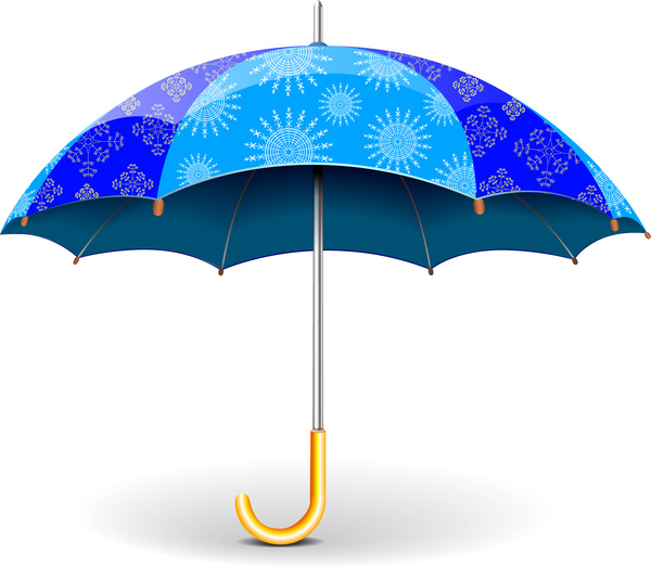 600x522 Umbrella Free Vector In Adobe Illustrator Ai ( .ai ) Vector