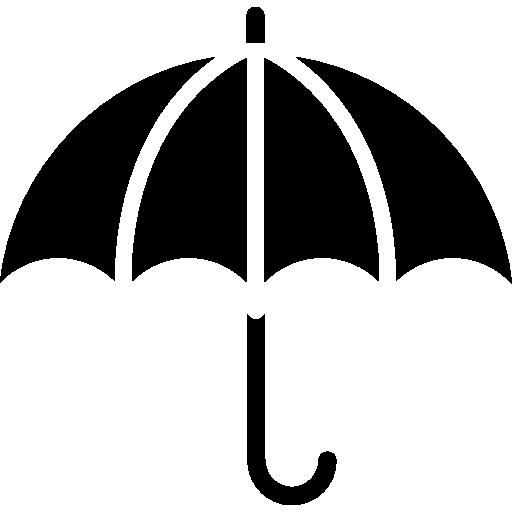 512x512 Umbrella Vector Icon