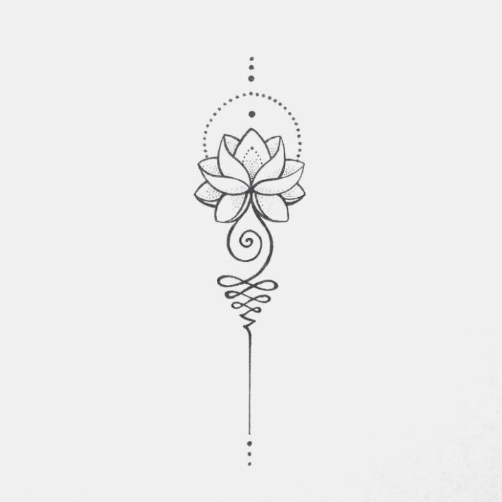 713x713 Best 25 Unalome Tattoo Ideas Unalome .. Tattoo