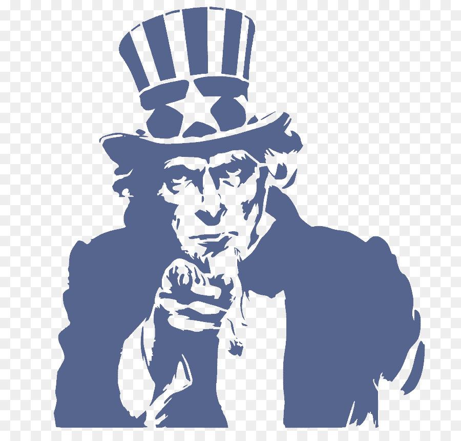 900x860 Uncle Sam Stencil Art United States